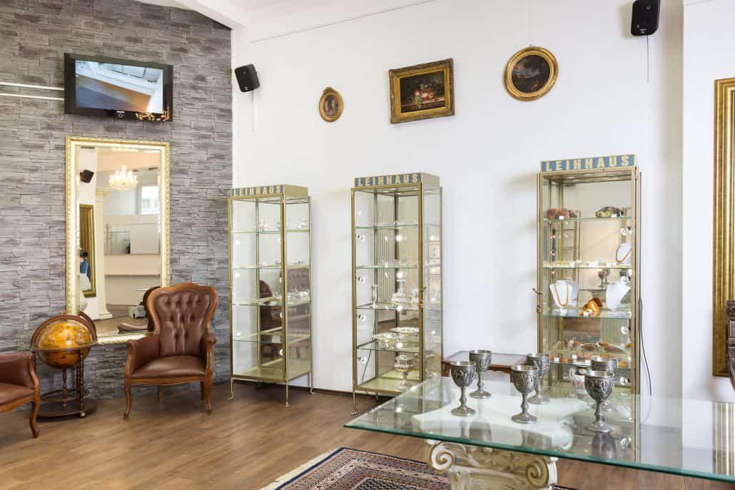 Goldankauf Hannover Verkaufsraum