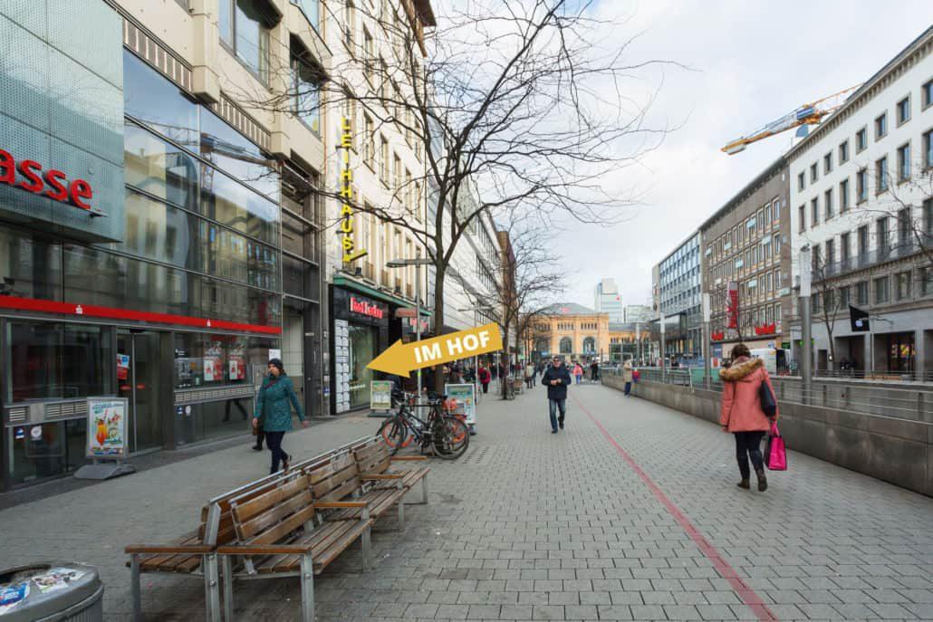 Goldankauf Hannover Anfahrt